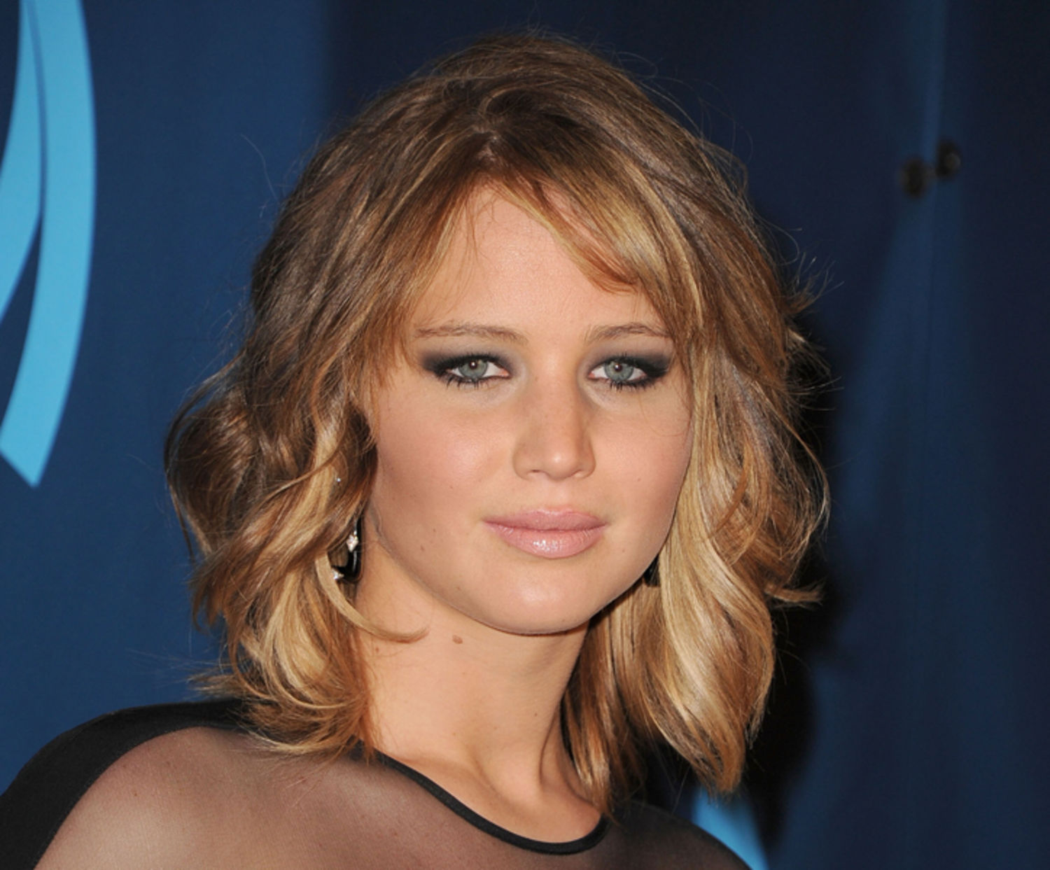 Jennifer Lawrence Haircut 2013 Straight | www.galleryhip.com - The ...